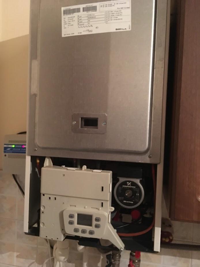 Обслуживание и ремонт настенного газового котла